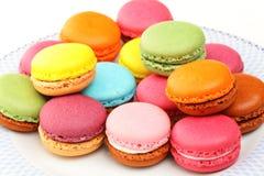 Macaron Royalty-vrije Stock Afbeeldingen