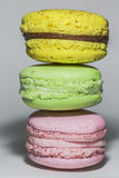 Macaron Imagem de Stock Royalty Free
