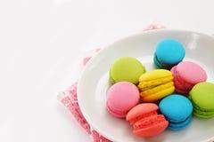 Macaron Fotografia Stock