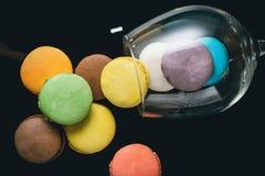 Macaron стоковое изображение rf