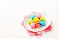 Macaron Fotos de Stock Royalty Free