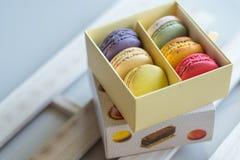 Macaron Imagem de Stock