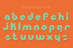 Macaron ilustração do vetor