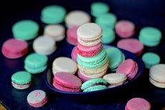 Macaron Stock Foto's