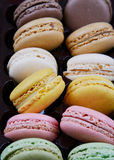 Macaron Foto de archivo libre de regalías