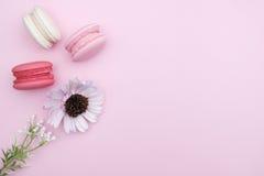 macaron Images stock
