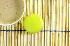 macaron Image stock