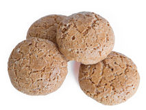 Macaron biscuits. Stock Photography