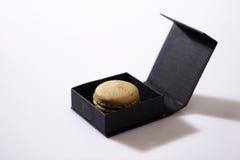 Macaron in a box Royalty Free Stock Photos