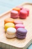 Macaron buttercream. Royalty Free Stock Photos