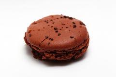 Macaron cocoa Royalty Free Stock Photography