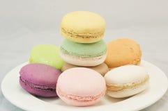 Macaron colorido Imagem de Stock