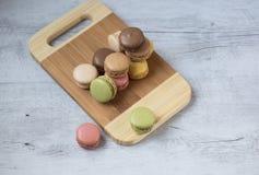 Macaron cookies Royalty Free Stock Photos