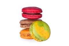 Macaron cookies Royalty Free Stock Photo