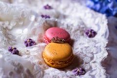 Macaron Royalty Free Stock Photos