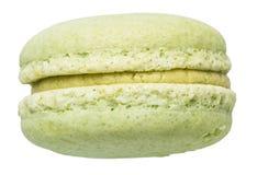 Macaron de pistache photo stock