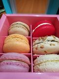 Macaron Stock Image