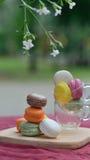 Macaron royalty free stock photography