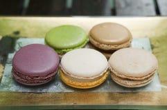 Macaron. Royalty Free Stock Images