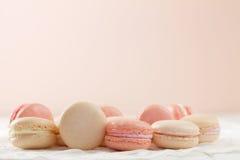 Macaron macro Stock Photography