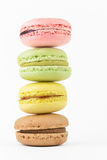 Macaron pile Royalty Free Stock Photography