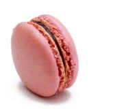 Macaron rosado Foto de archivo