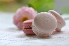 Macaron Stock Images