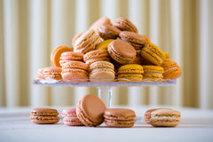 A macaron Royalty Free Stock Photography