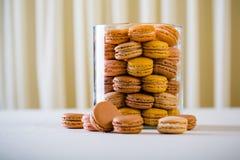 A macaron Stock Image
