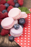 Macaron Royalty Free Stock Photography