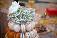 Macaron-Turmabschluß Lizenzfreies Stockbild