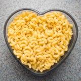 macaroni αγάπης Στοκ Εικόνα