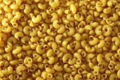 macaroni ανασκόπησης Στοκ φωτογραφία με δικαίωμα ελεύθερης χρήσης
