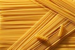 macaroni ζυμαρικά Στοκ Εικόνα