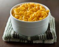 Macaroni και τυρί Στοκ φωτογραφία με δικαίωμα ελεύθερης χρήσης