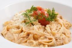 Macaroni με το τυρί Στοκ εικόνες με δικαίωμα ελεύθερης χρήσης