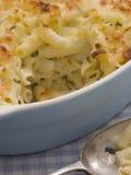macaroni πιάτων τυριών Στοκ φωτογραφία με δικαίωμα ελεύθερης χρήσης