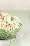 Macaroni σαλάτα 3 Στοκ φωτογραφίες με δικαίωμα ελεύθερης χρήσης