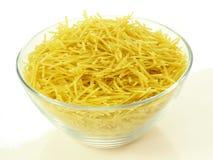 macaroni σούπα Στοκ εικόνες με δικαίωμα ελεύθερης χρήσης