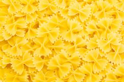 macaroni σύνολο Στοκ Εικόνες