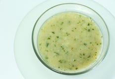 macaroni τροφίμων ανασκόπησης μωρών ακατέργαστο λευκό στοκ εικόνα