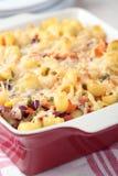 macaroni τυριών λαχανικά στοκ φωτογραφία με δικαίωμα ελεύθερης χρήσης