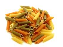 macaroni χρώματος Στοκ Εικόνες