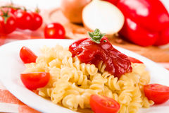 Macaroni Royalty Free Stock Photo
