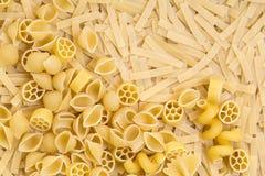 Macaroni stock afbeelding