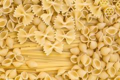 Macaroni royalty-vrije stock foto's