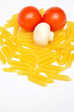 Macaroni stock foto