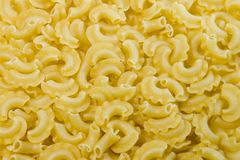 Macaroni Stock Photo