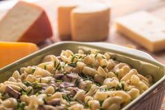 Macaroni Royalty Free Stock Photos