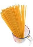 Macaroni in bank Stock Photos